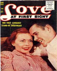Love at First Sight : Issue 35 Volume Issue 35 by Ace Comics