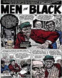 Menace: Men in Black: Issue 3 Volume Issue 3 by Romita, John