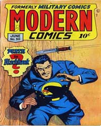 Modern Comics: Issue 50 Volume Issue 50 by Quality Comics
