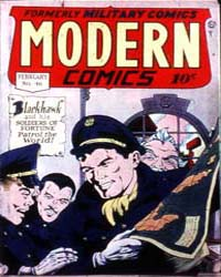 Modern Comics: Issue 46 Volume Issue 46 by Quality Comics