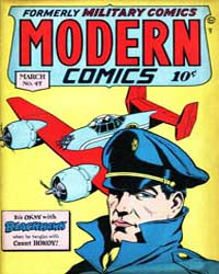 Modern Comics: Issue 47 Volume Issue 47 by Quality Comics