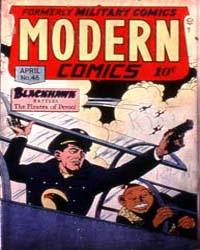 Modern Comics: Issue 48 Volume Issue 48 by Quality Comics