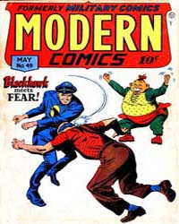 Modern Comics: Issue 49 Volume Issue 49 by Quality Comics