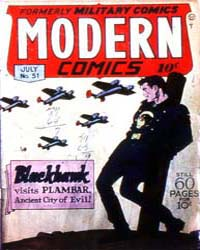 Modern Comics: Issue 51 Volume Issue 51 by Quality Comics