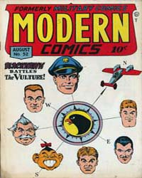 Modern Comics: Issue 52 Volume Issue 52 by Quality Comics