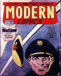 Modern Comics: Issue 53 Volume Issue 53 by Quality Comics