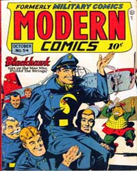 Modern Comics: Issue 54 Volume Issue 54 by Quality Comics