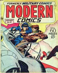 Modern Comics: Issue 57 Volume Issue 57 by Quality Comics