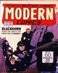 Modern Comics: Issue 58 Volume Issue 58 by Quality Comics
