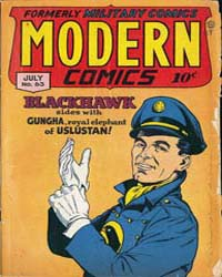 Modern Comics: Issue 63 Volume Issue 63 by Quality Comics