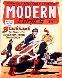 Modern Comics: Issue 64 Volume Issue 64 by Quality Comics
