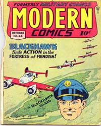 Modern Comics: Issue 66 Volume Issue 66 by Quality Comics
