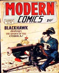 Modern Comics: Issue 71 Volume Issue 71 by Quality Comics