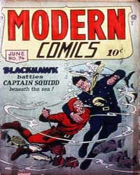 Modern Comics: Issue 74 Volume Issue 74 by Quality Comics