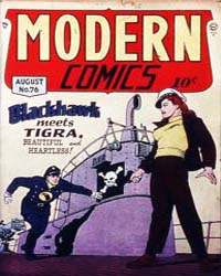 Modern Comics: Issue 76 Volume Issue 76 by Quality Comics
