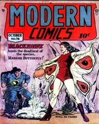 Modern Comics: Issue 78 Volume Issue 78 by Quality Comics
