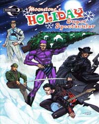 The Phantom: Holiday Super Spectacular by Falk, Lee