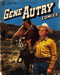 Gene Autry : Issue 6 Volume Issue 6 by Fawcett Magazine