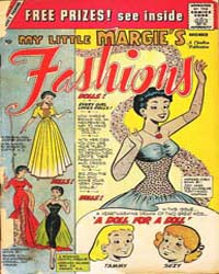My Little Margie's Fashions: Issue 5 Volume Issue 5 by Charlton Comics