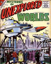 Mysteries of Unexplored Worlds: Issue 2 Volume Issue 2 by Charlton Comics