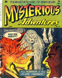 Mysterious Adventures: Issue 14 Volume Issue 14 by Story Comics