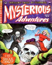 Mysterious Adventures: Issue 15 Volume Issue 15 by Story Comics