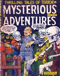 Mysterious Adventures: Issue 20 Volume Issue 20 by Story Comics