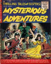 Mysterious Adventures: Issue 25 Volume Issue 25 by Story Comics