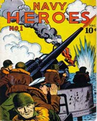 Navy Heroes: Issue 1 Volume Issue 1 by Navy Heroes