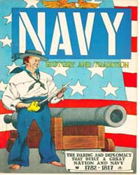 Navy History and Tradition: 1782-1817 by Government Handouts