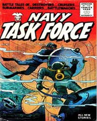 Navy Task Force: Issue 4 Volume Issue 4 by Key Publications