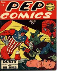 Pep Comics: Issue 16 Volume Issue 16 by Mlj/Archie Comics