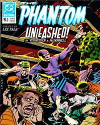 The Phantom: Volume 2, Issue 5 by Falk, Lee