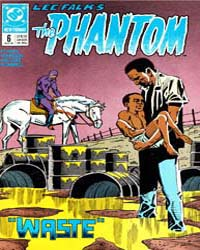The Phantom: Volume 2, Issue 6 by Falk, Lee