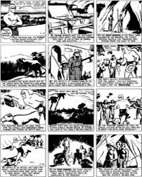 The Phantom Daily Strip: The Phantom's T... by Falk, Lee