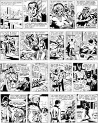 The Phantom Daily Strip: The Witchman: I... Volume Issue 116 by Falk, Lee