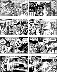 The Phantom Daily Strip: The Halloween K... by Falk, Lee