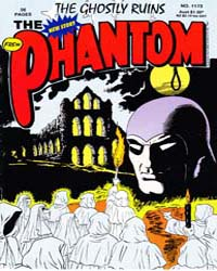 The Phantom: The Ghostly Ruins: Issue 11... Volume Issue 1173 by Falk, Lee