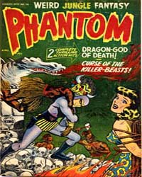 The Phantom: Issue 56 Volume Issue 56 by Falk, Lee