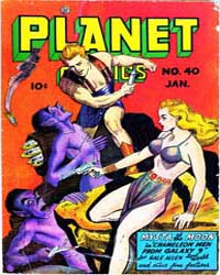 Planet Comics: Issue 40 Volume Issue 40 by Fiction House