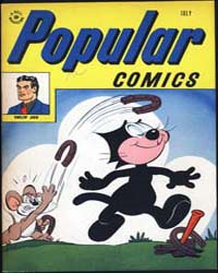 Popular Comics: Issue 137 Volume Issue 137 by Dell Comics