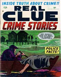 Real Clue Crime Stories: Volume 7, Issue... by Hillman Periodicals