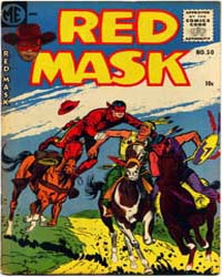 Red Mask: Issue 50 Volume Issue 50 by Magazine Enterprises