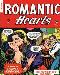 Romantic Hearts: Issue 1 Volume Issue 1 by Story Comics