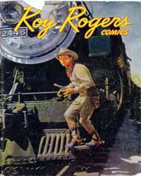 Roy Rogers: Issue 11 Volume Issue 11 by Dell Comics