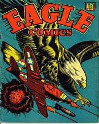 Eagle Comics : Issue 1 Volume Issue 1 by Rural Home