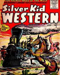 Silver Kid Western: Issue 5 Volume Issue 5 by Key Publications