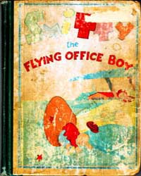Smitty the Flying Office Boy by Cupples and Leon Company