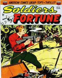Soldiers of Fortune: Issue 8 Volume Issue 8 by American Comics Group/Acg