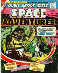 Space Adventures: Issue 29 by Charlton Comics